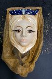 prinsessan Madde-keramikmask