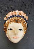 queen Elizabeth-keramikmask